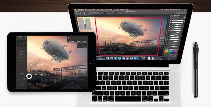 Astropad para el ipad y mac
