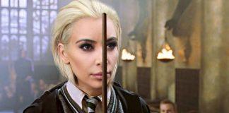 Kim Kardashian Draco Malfoy Harry Potter