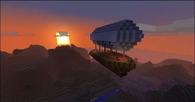 Minecraft explorar mapas