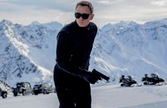 Nuevo tráiler de Spectre, la nueva película de James Bond