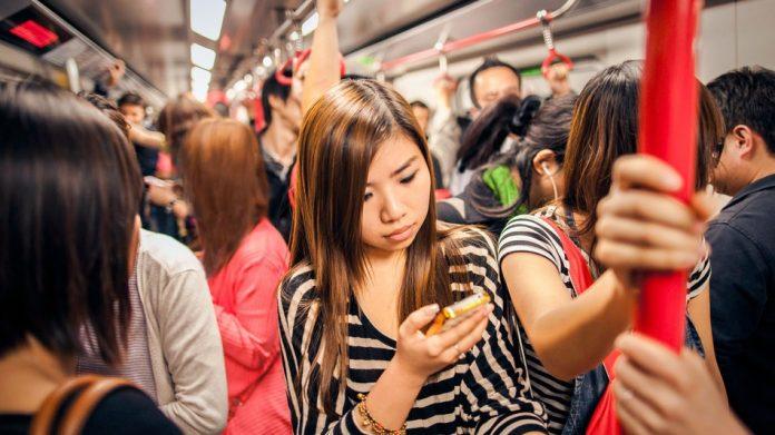 Pasar menos tiempo con los smartphones