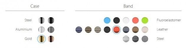 Diseña tu propio Apple Watch con esta página web