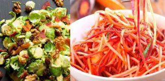 20 Deliciosas ensaladas sin lechuga que no podrás resistirte a comer