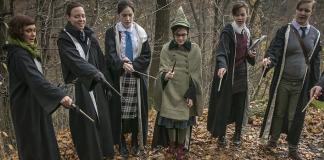 Escuela de magia y hechiceria en polonia