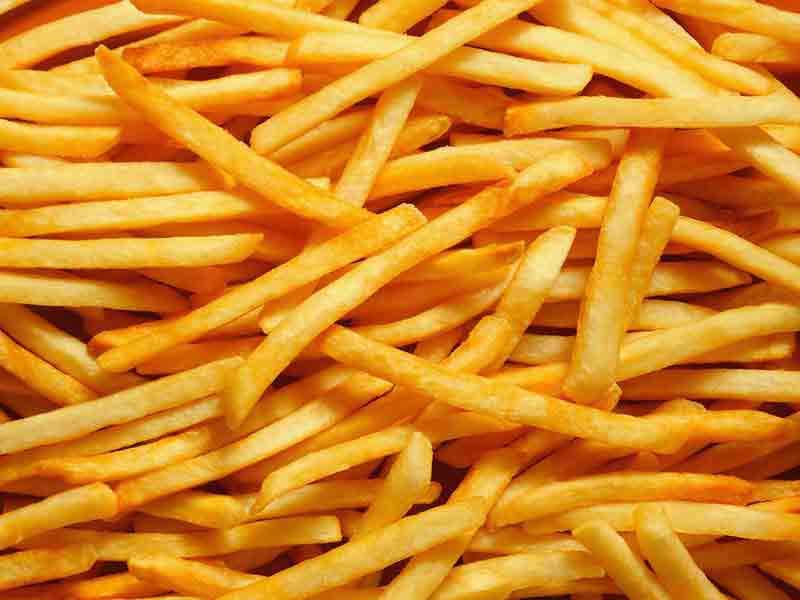 patatas fritas alimentos cancerigenos
