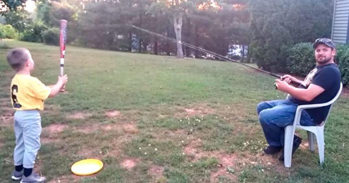 Aprender jugar al béisbol invento