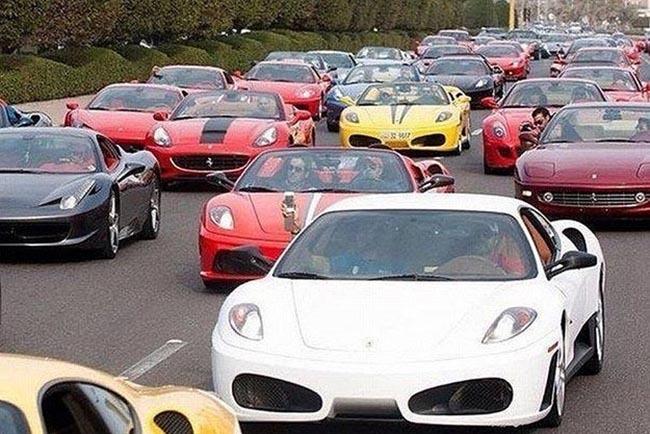 Dubai millonarios ricos extravagantes 07