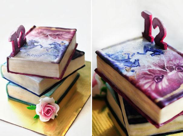 pasteles y tartas increible diseño y creatividad deliciosos 03