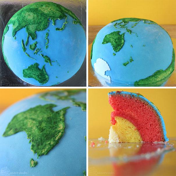 pasteles y tartas increible diseño y creatividad deliciosos 05