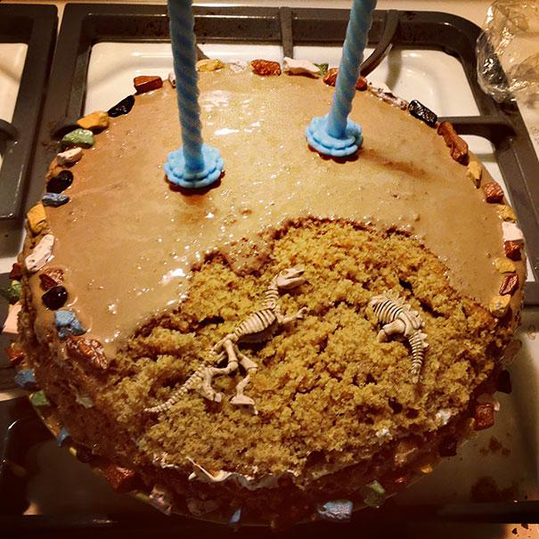 pasteles y tartas increible diseño y creatividad deliciosos 06