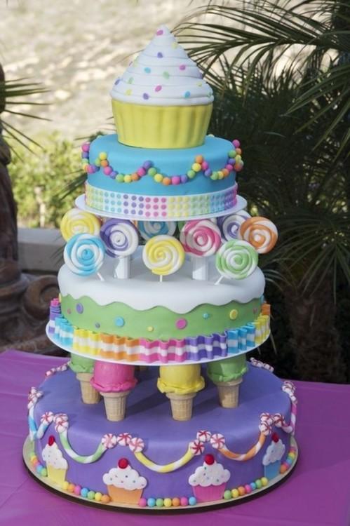 pasteles y tartas increible diseño y creatividad deliciosos 07
