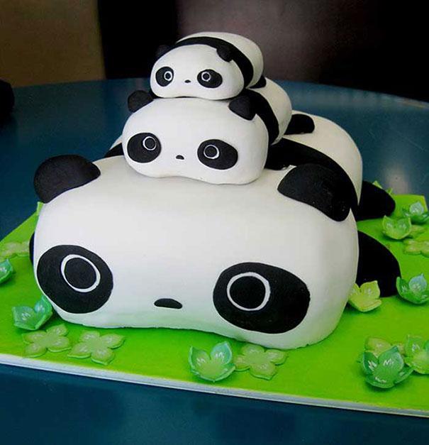 pasteles y tartas increible diseño y creatividad deliciosos 11