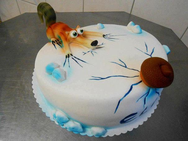 pasteles y tartas increible diseño y creatividad deliciosos 12