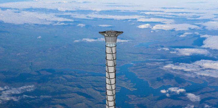"""El Primer """"Ascensor Espacial"""" creado por científicos te llevará al espacio"""