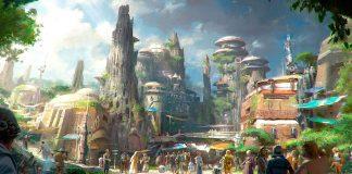 Parque temático Star Wars de Disney