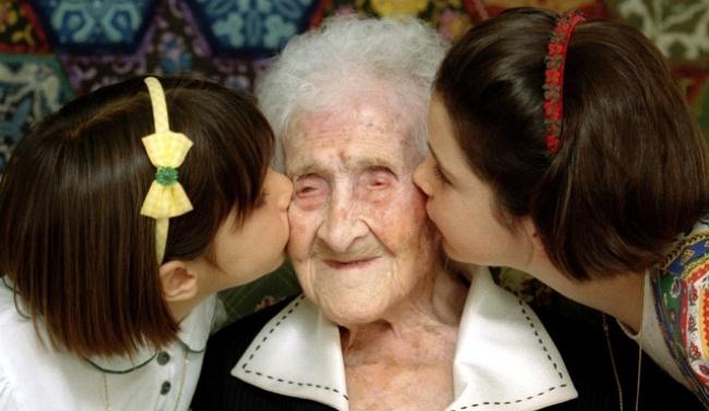 jeanne louise calment la persona mas vieja longeva del mundo 122 anos 2