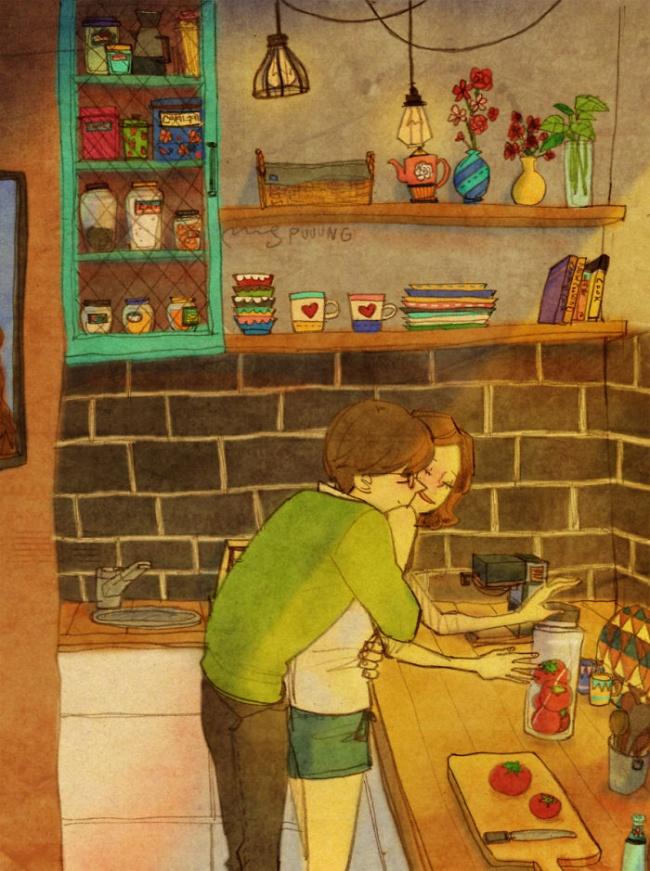 El verdadero amor esta en los pequenos detalles