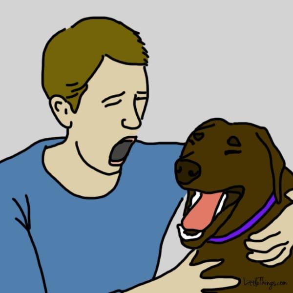 """10 Sorprendentes formas que tienen los Perros de decirte """"Te Quiero"""""""