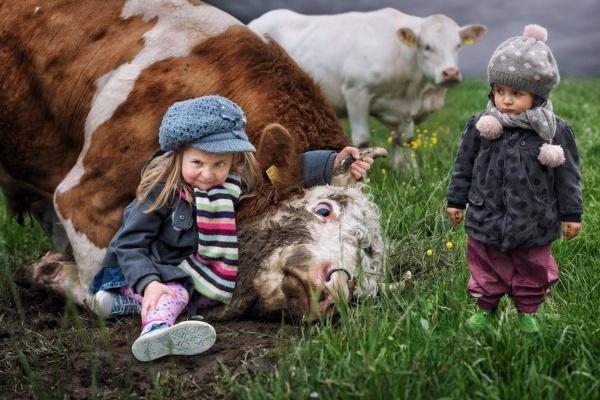 22 Imágenes prueban que tener Niños puede ser realmente Divertido