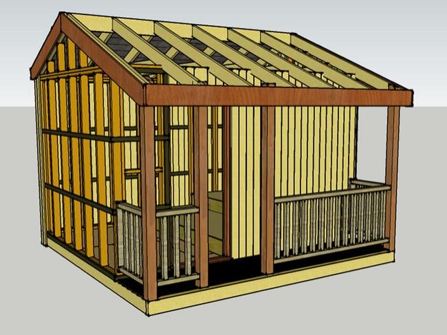 Parece una simple cabana pero nunca adivinaras lo que hay dentro 01