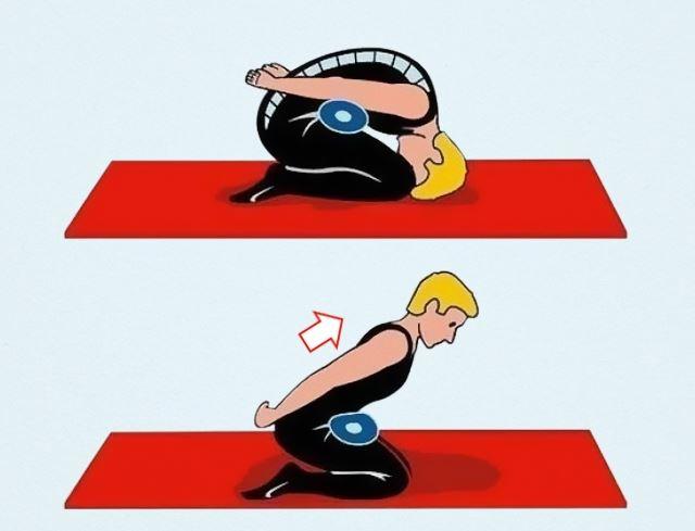 10 Ejercicios para conseguir una postura perfecta dolor espalda 09