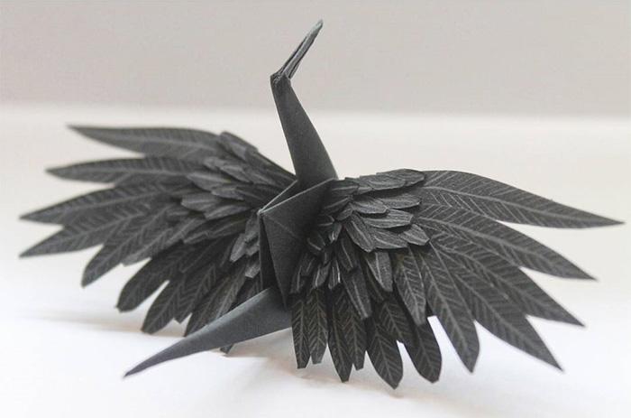 15 Increibles creaciones para celebrar el dia del Origami 04