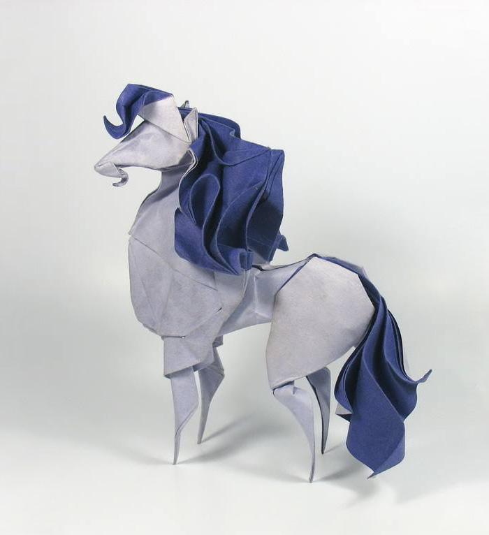 15 Increibles creaciones para celebrar el dia del Origami 07
