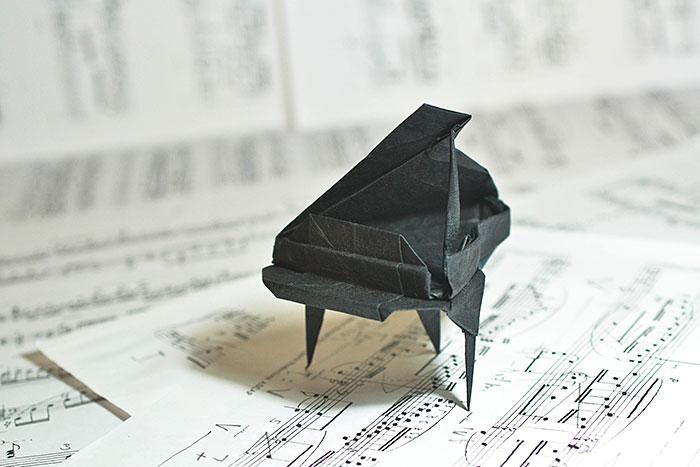 15 Increibles creaciones para celebrar el dia del Origami 11