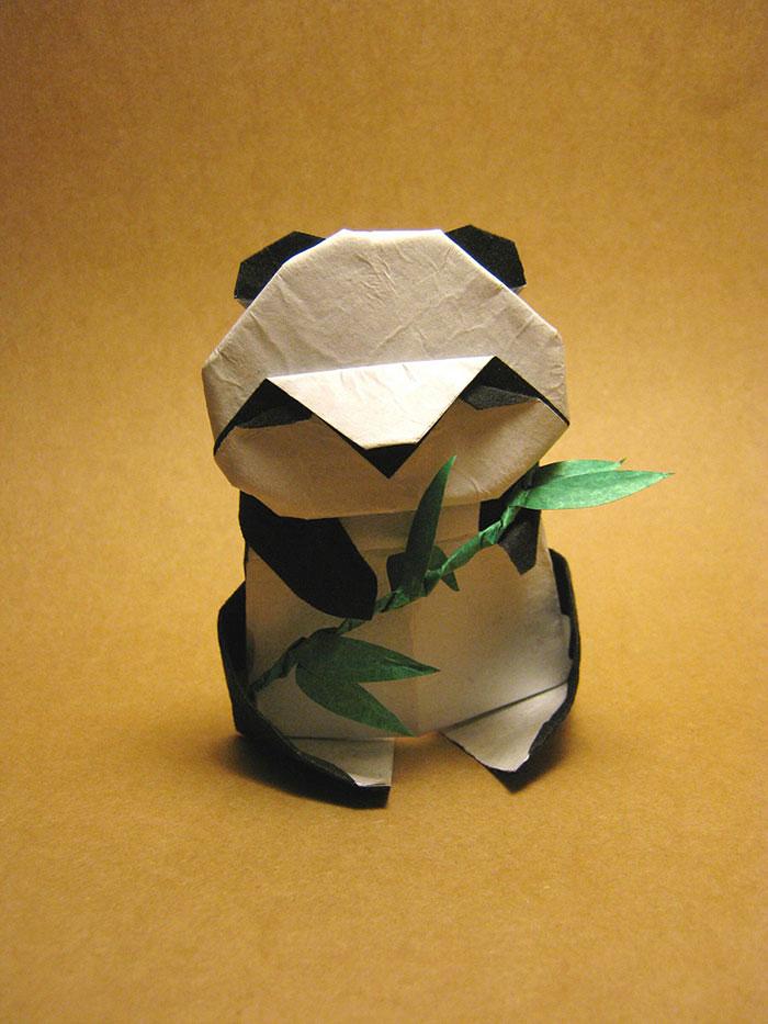 15 Increibles creaciones para celebrar el dia del Origami 13