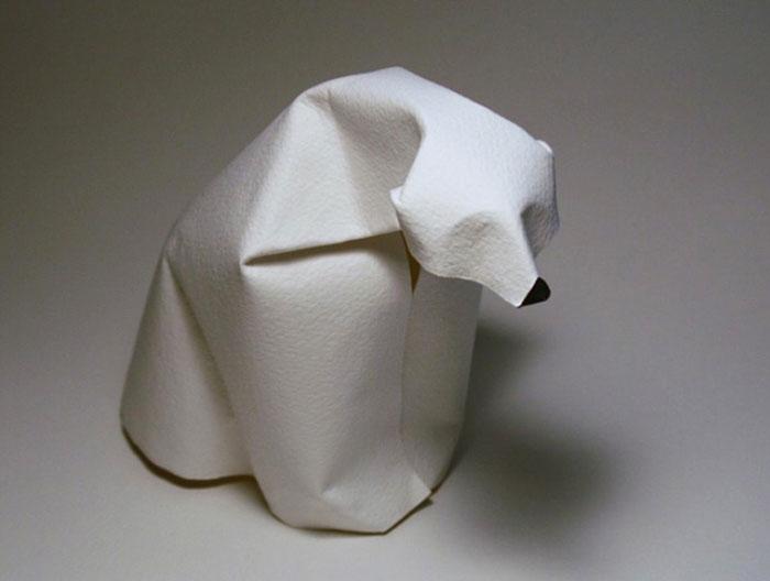 15 Increibles creaciones para celebrar el dia del Origami 14