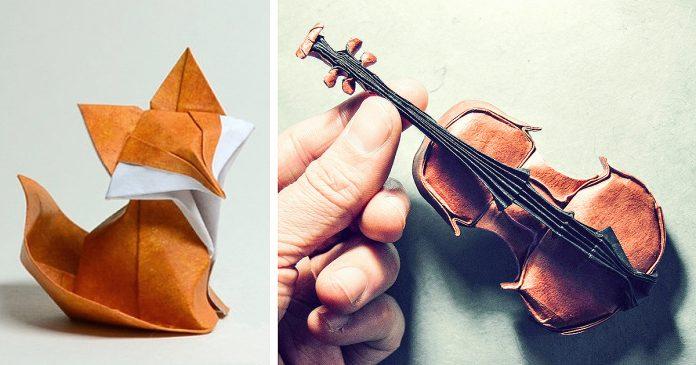 15 Increibles creaciones para celebrar el dia del Origami banner