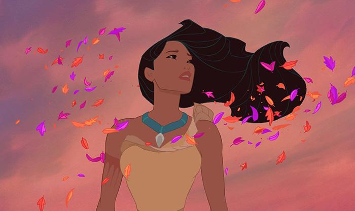 ¿Cómo se verían las Princesas Disney si tuviesen el pelo realista?