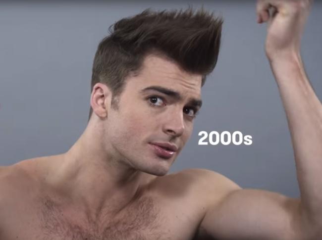Como han cambiado los hombres en los ultimos 100 años 10