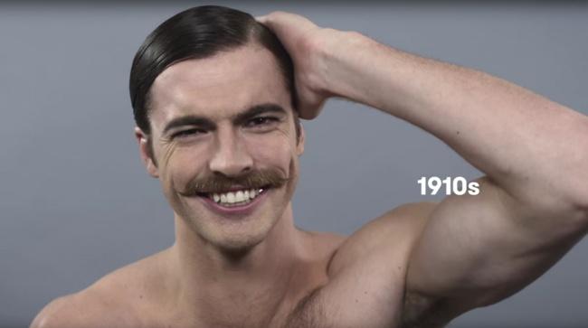 Como han cambiado los hombres en los ultimos 100 anos 01