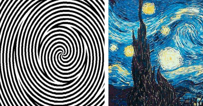 Echa un ojo a estas increibles ilusiones opticas y tu cerebro puede que explote