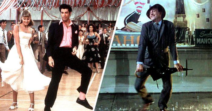 Personajes de la Edad de Oro del cine bailan Uptown Funk banner