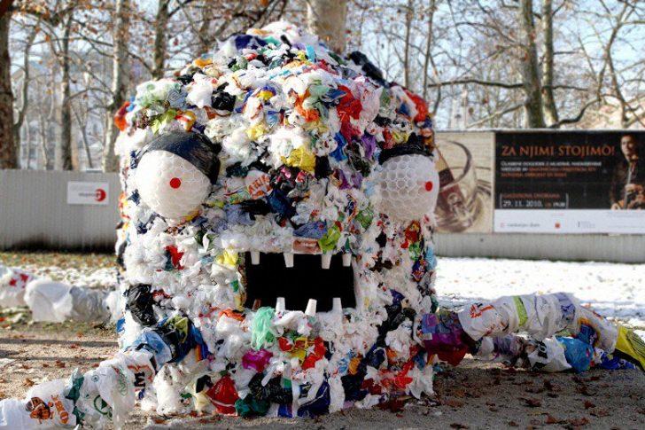 ¿Qué ocurre con todo el Plástico que tiramos? Estas impactantes Fotografías te harán reflexionar