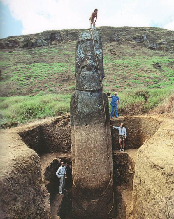 Sorprendente descubrimiento cientifico cabezas isla pascua 06