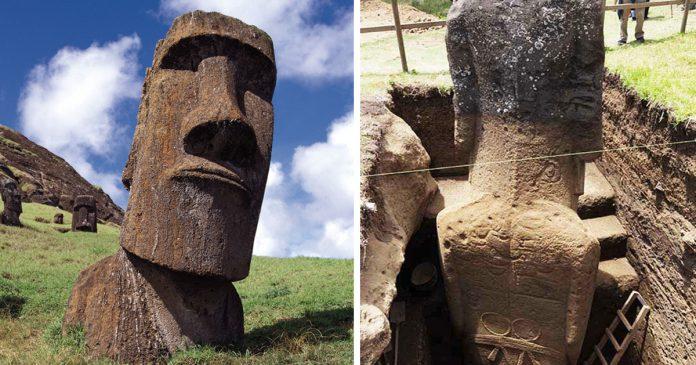 Sorprendente descubrimiento cientifico cabezas isla pascua banner