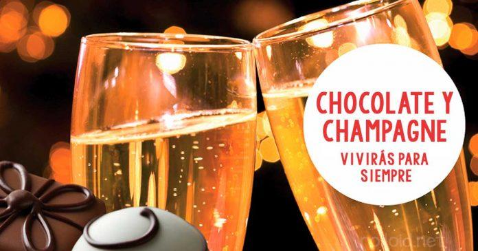 Vivir para siempre tomando Champagne y chocolate La ciencia dice que es posible