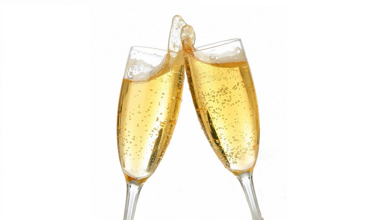 ¿Vivir para siempre tomando Champagne y chocolate? ¡La ciencia dice que es posible!