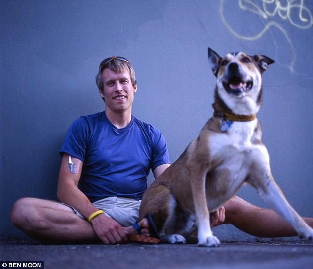 denali El homenaje a un perro de su amado dueno en su batalla contra el cancer 03