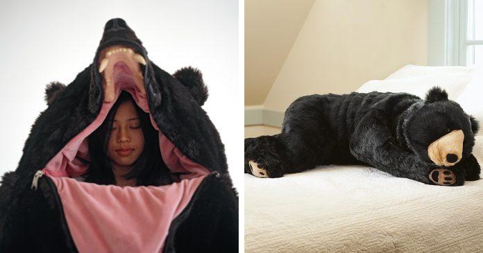 saco dormir oso nunca volveran molestarte banner