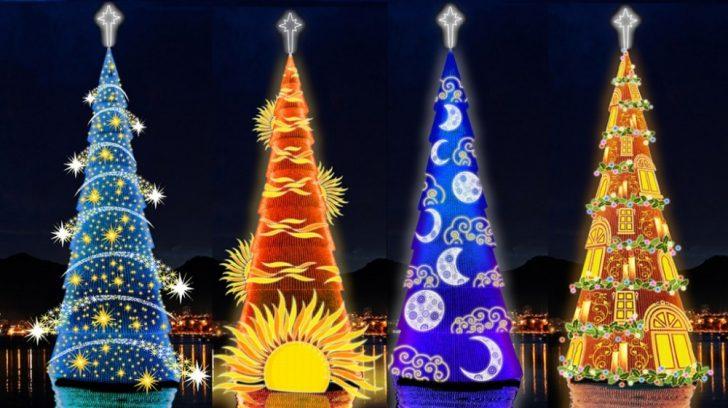 11 Espectaculares arboles navidad mundo 08