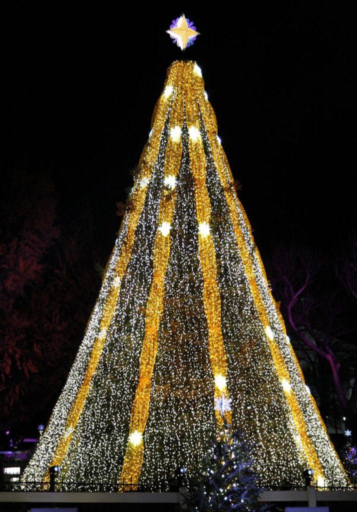 11 Espectaculares arboles navidad mundo 09