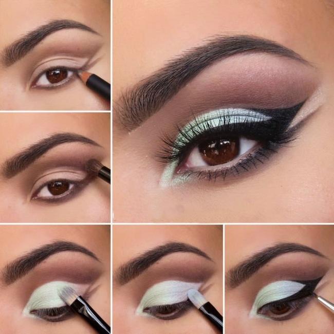 12 Ideas de maquillaje fiestas 01