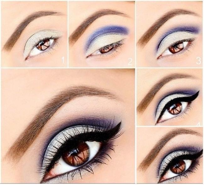 12 Ideas de maquillaje fiestas 03