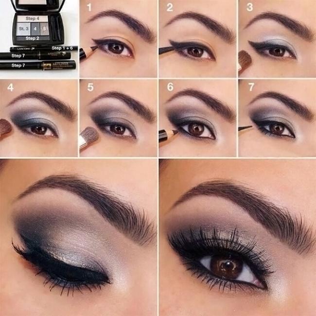12 Ideas de maquillaje fiestas 04