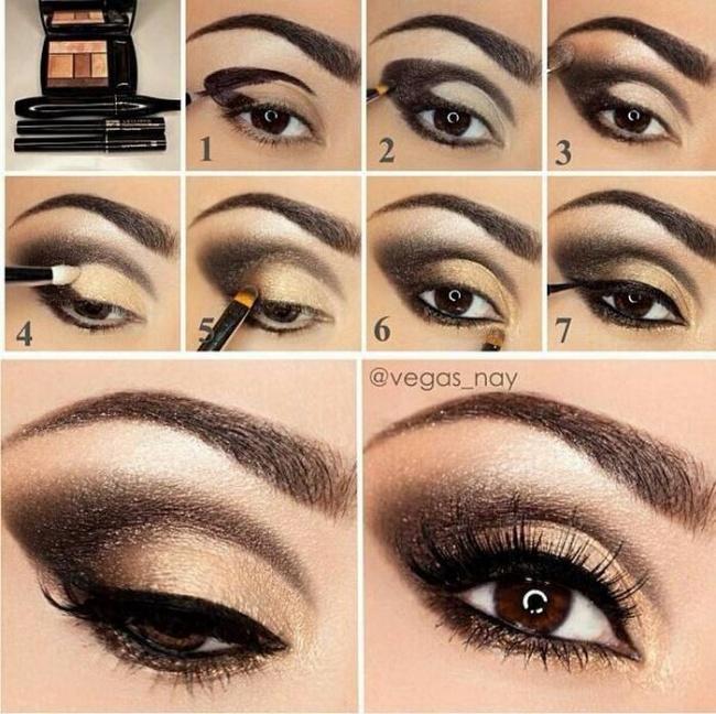 12 Ideas de maquillaje fiestas 05
