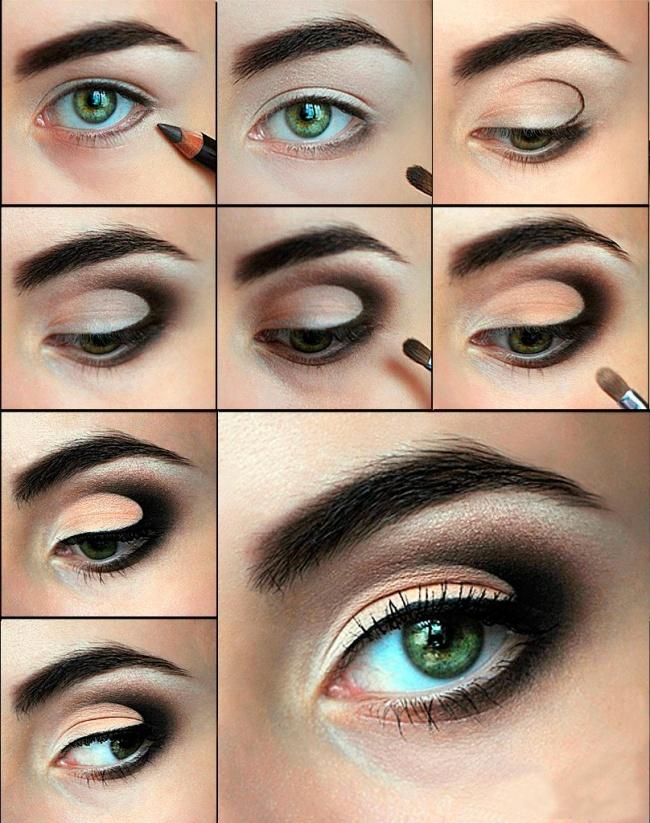 12 Ideas de maquillaje fiestas 10
